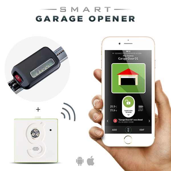 Gogogate2 Smart Garage Door Opener
