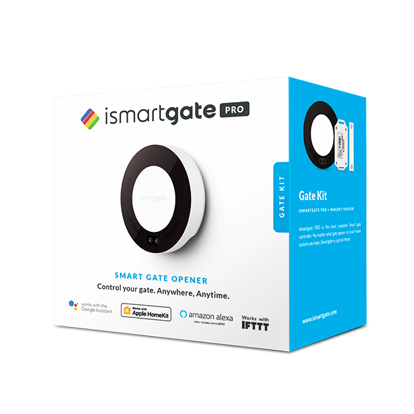 ismartgate PRO kit for gate