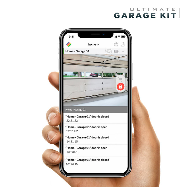 Ultimate LITE Garage Kit